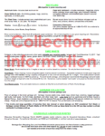 collection-information
