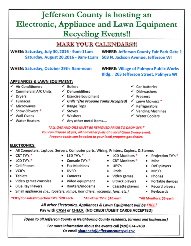 Jefferson County Recycle